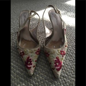 Ann Klein used shoes size 8 m